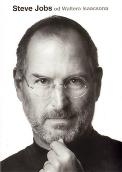 Oblka titulu Steve Jobs