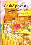 České pověsti pro malé děti - obálka
