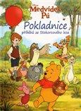 Medvídek Pú - Pokladnice příběhů ze Stokorcového lesa - obálka