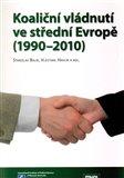 Koaliční vládnutí ve střední Evropě (1990-2010) - obálka