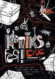 KomiksFest! revue  05/2011 - obálka