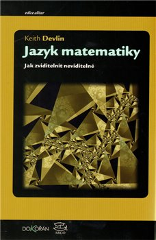 Obálka titulu Jazyk matematiky