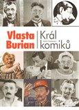 Vlasta Burian ( Král komiků) - obálka