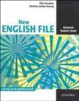 New English File Advanced Students Book - obálka