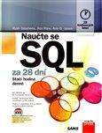 Naučte se SQL za 28 dní (Stačí hodina denně) - obálka