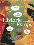 Historie Evropy - obálka