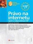 Právo na internetu (Spam a odpovědnost ISP) - obálka