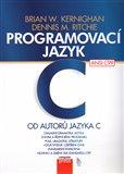 Programovací jazyk C - obálka