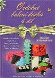 Ozdobné balení dárků (4.díl) - obálka