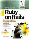 Obálka knihy Ruby on Rails