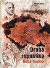Obálka knihy Druhá republika
