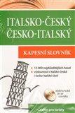 Italsko-český/ Česko-italský kapesní slovník - obálka