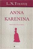Anna Karenina - obálka