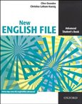 New English File Advanced Students Book - oblka