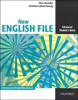 New English File Advanced Students Book - Clive Oxenden, Christina Latham-Koenig