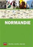 Normandie (Průvodce s mapou) - obálka