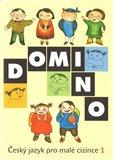 Domino Český jazyk pro malé cizince 1 (Učebnice) - obálka