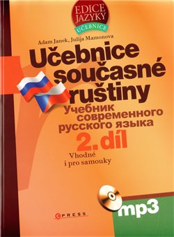 Učebnice současné ruštiny, 2. díl + mp3. Vhodné i pro samouky - Julija Mamonova, Adam Janek