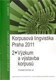 Korpusová lingvistika Praha 2011. 2 - obálka