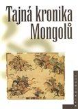 Tajná kronika Mongolů - obálka