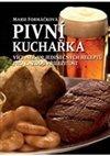 Obálka knihy Pivní kuchařka