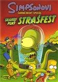 Srandy plný strašfest (Simpsonovi: Čarodějnický speciál) - obálka
