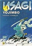 Stíny smrti (Usagi Yojimbo 8) - obálka