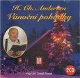 Vánoční pohádky H. Ch. Andersena - obálka