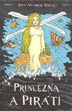 Princezna a piráti - obálka