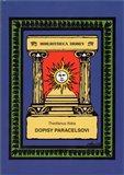 Dopisy Paracelsovi - obálka