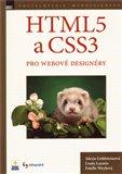 HTML5 a CSS3 - obálka