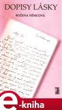 Dopisy lásky - obálka