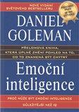 Emoční inteligence - obálka