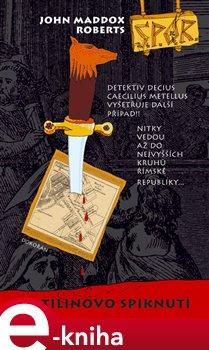 Obálka titulu Katilinovo spiknutí - SPQR II.