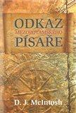 Odkaz mezopotamského písaře - obálka