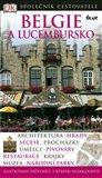 Belgie a Lucembursko (Společník cestovatele) - obálka