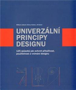 Obálka titulu Univerzální principy  designu