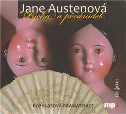 Pýcha a předsudek, CD - Jane Austenová