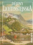 Dějiny Lichtenštejnska - obálka