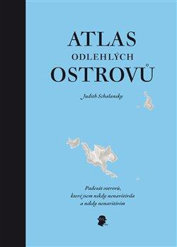 Obálka titulu Atlas odlehlých ostrovů