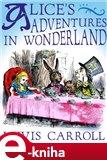 Alices Adventures in Wonderland. - obálka