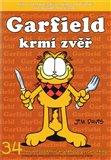 Garfield krmí zvěř - obálka