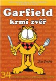 Garfield krmí zvěř (Garfield 34.) - obálka
