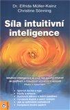 Síla intuitivní inteligence - obálka