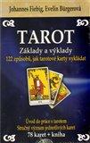 Tarot - Základy a výklady (122 způsobů, jak tarotové karty vykládat) - obálka