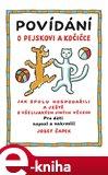 Povídání o pejskovi a kočičce - obálka