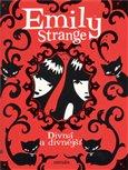 Divná a divnější (Emily Strange 2.) - obálka