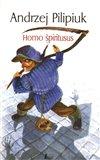 Homo špiritusus - obálka