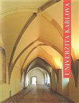 Univerzita Karlova (Historický přehled) - obálka