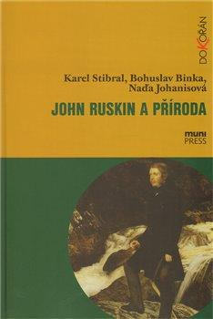 Obálka titulu John Ruskin a příroda
